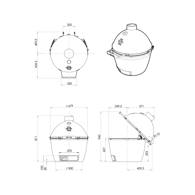 XLarge - Pack Original Chariot
